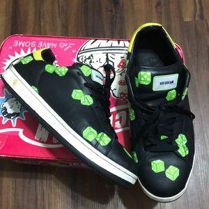 69cca457ebea8 Reebok Shoes - BBC Ice Cream Low Green Dice